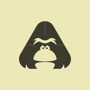 Triangle Gorilla Logo