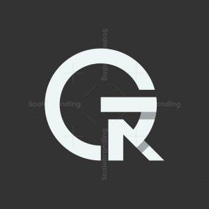 Gr Monogram Logo