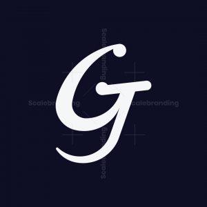 Logo Initials Gj