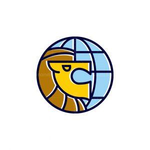 Globe Lion Logo