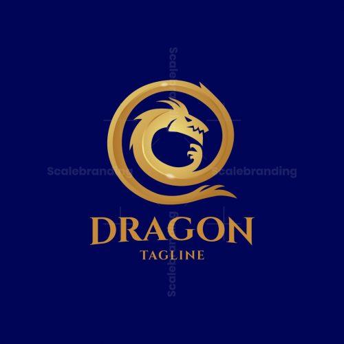 Golden Dragon Logo