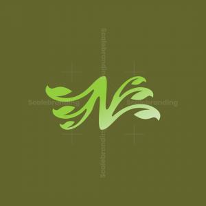 Green N Leaf Logo