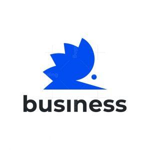 Hedgehog Mark Logo