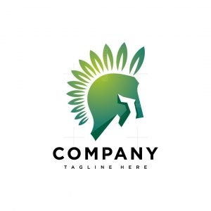 Spartan Leaves Logo