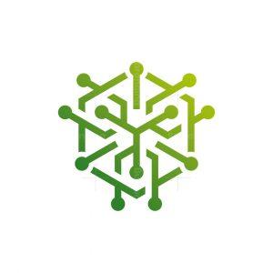 Hexagon Business Tech Logo