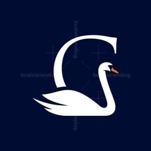 Initial G Goose Logo