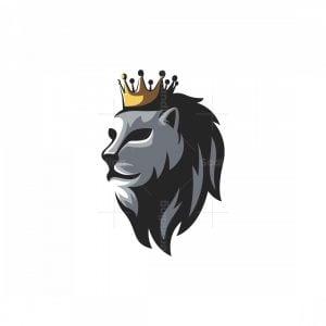 King Lion Logo