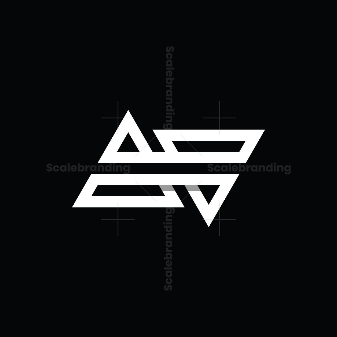 Abstract Av Va Logo