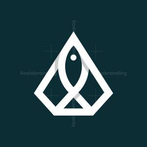 Diamond Fish Logo