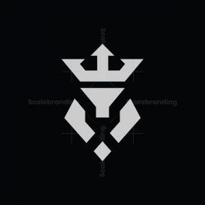 Lion King Diamond Logo