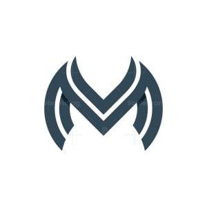 Minimal Mv Vm Logo
