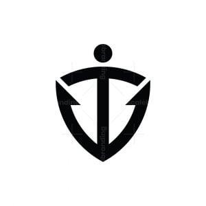 Anchor Shield Logo