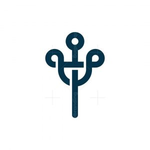 Trident Loop Logo