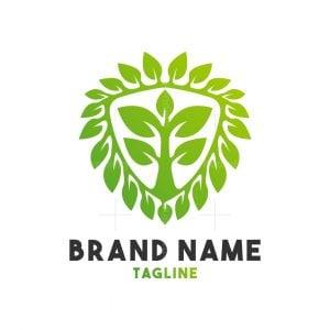 Leaf Shield Logo