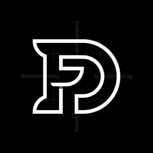 Monogram Fdp Logo