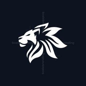 Lion Leaf Logo