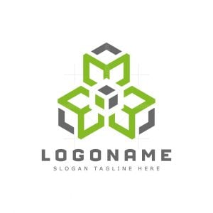 Logistics Box Logo