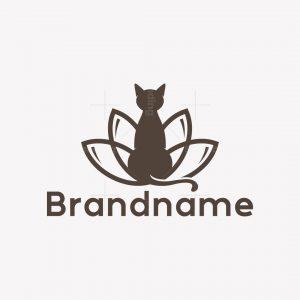 Lotus Cat Logo