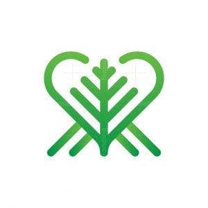 M Nature Love Logo
