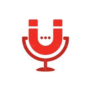 Magnet Podcast Logo