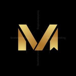 Midas Letter M Logo