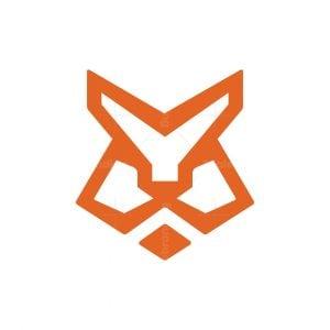Modern Fox Logo