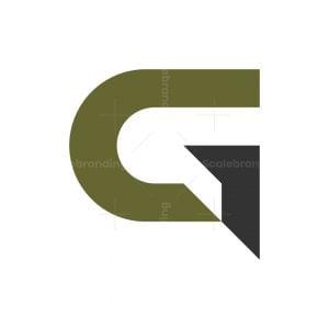 Modern Letter G Logo