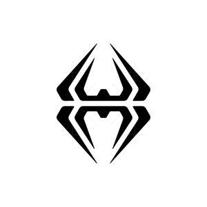 Modern Spider Tech Logo