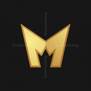 Monaco Estate Letter M Logo