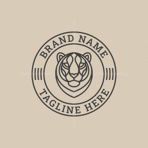 Monoline Tiger Logo