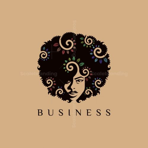 Afro Beauty Logo