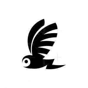 Owl Lightning Logo