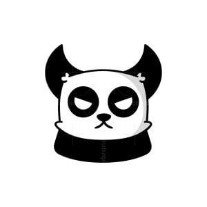 Panda Devil Logo