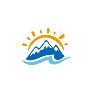 Peak Wave Logo