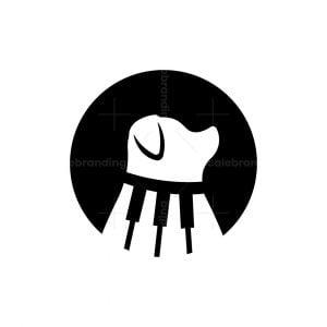 Piano Dog Logo