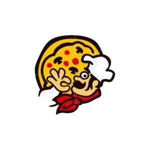 Pizza Master Logo