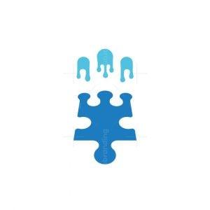 Puzzle Paint Logo