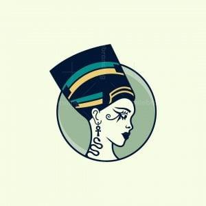 Queen Of Egypt Logo