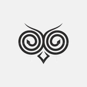 Snake Owl Logo