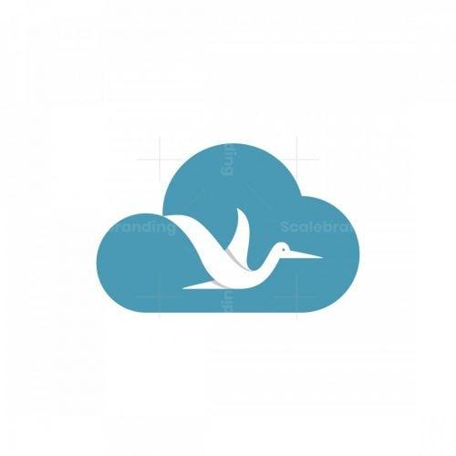 Stork Cloud Logo