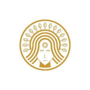Sun Goddess Logo