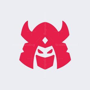 Samurai Logomark