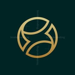 Circle Fish Logo