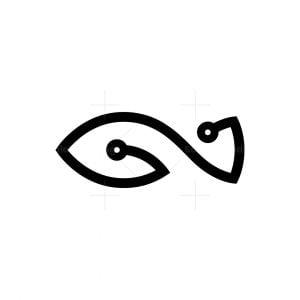 Simple Fish Technology Logo