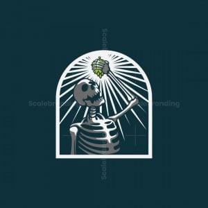 Skull Brewery Logo