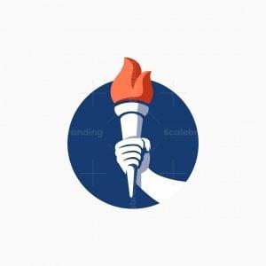 Spirit Torch Logo
