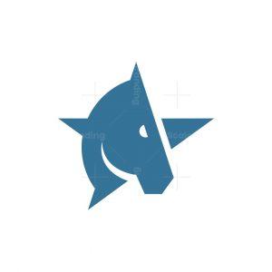 Star Unicorn Logo