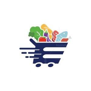 Supermarket E Logo