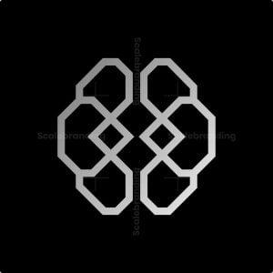 Tech Brain Logo