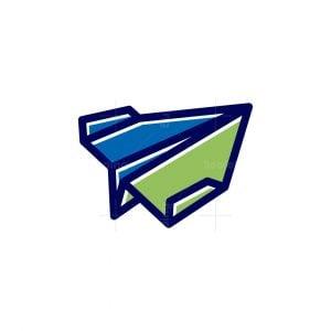 Tech Plane Logo
